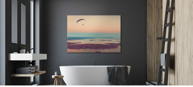 Having Bathroom Canvas Art - What are the Risks?