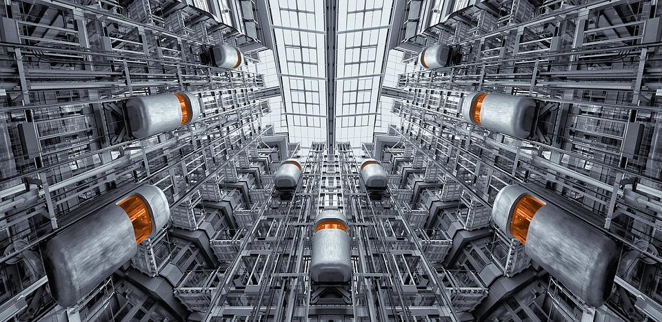 Buildings Elevator