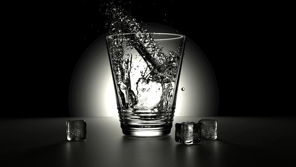 consuming enough water